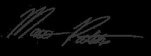 Matt Patton signature
